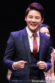 Ким Джунсу из JYJ