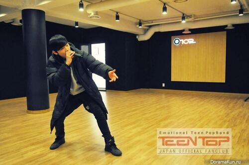 ЧанДжо из TEEN TOP