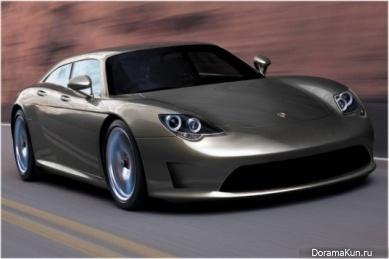Машины Ючона из JYJ (Ferrari и Porsche Panamera):