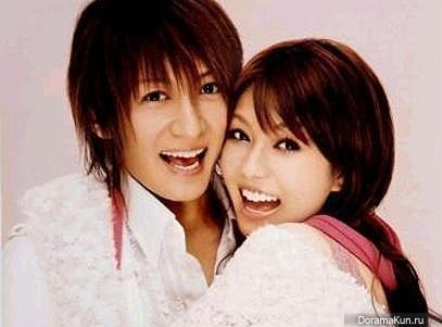 Sakai Ayana и Tetsu