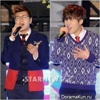 Shin Yong Jae и Kim Won Joo
