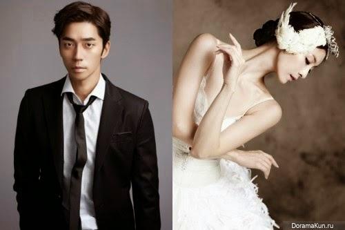 Shin Sung Rok и Kim Joo Won
