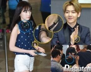Baek Hyun и Taeyeon