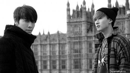 DongHae и Hyukjae