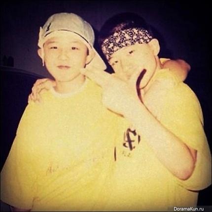 G-DRAGON и Taeyang
