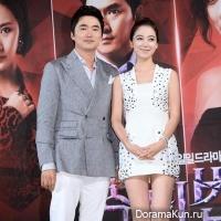 Ким Сок Хун и Ли Со Ён