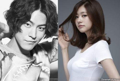 Hong Jong Hyun и Jung So Min
