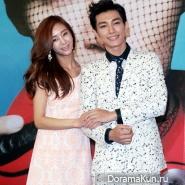 Aaron Yan и G.NA
