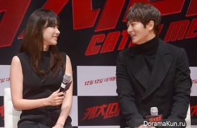 Чжу Вон и Ким А Чжун