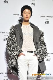 Звезды посетили мероприятие бренда H&M
