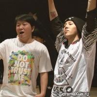 G-Dragon выбрал Чон Хён Дона