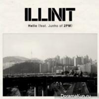 Illinit и Чжунхо из 2PM