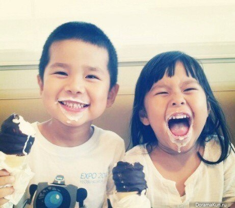 дети Ким Чжин Пе