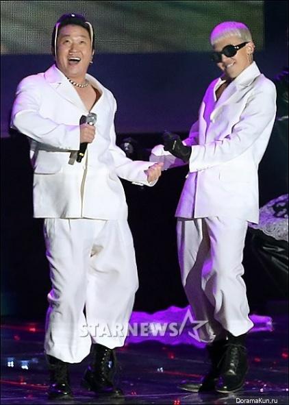 G-Dragon и Чон Хён Дона