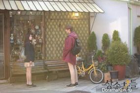 Ли Мин Хо и Пак Шин Хе