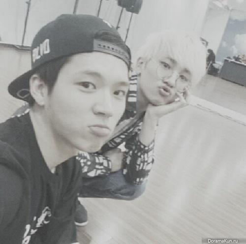 УХён и Ки