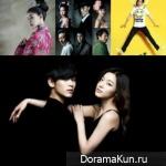 Любимые шоу и дорамы в Корее