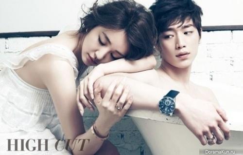 Юн Ын Хё и Со Кан Чжун