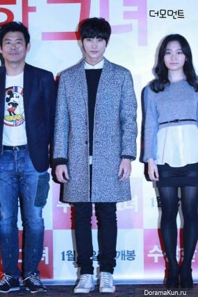 Ян Чжин Ён из В1А4