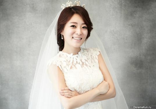 свадьба Ли Джон Су
