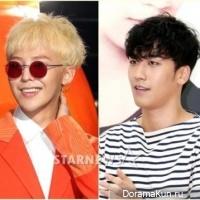 G-Dragon и Сынри