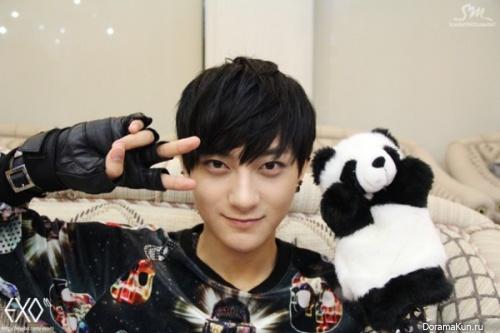 Tao из EXO-M
