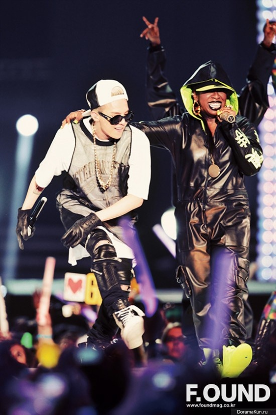 G-Dragon для журнала F.OUND