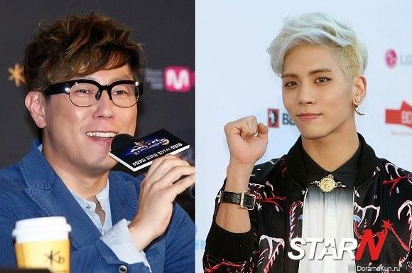 Юн Чжон Син похвалил песню ЧжонХёна из SHINee