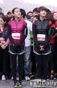 участие в марафоне Nike 10K