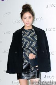 Хёмин, Ынчжон, Tasty, Пак Ын Чжи и K. Will посетили показ J KOO