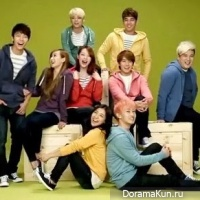 f(x) и Super Junior