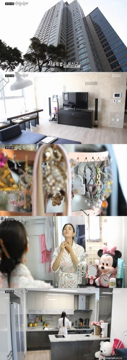 Клара показала свою шикарную квартиру