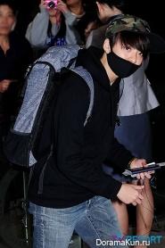 Канта, f(x), TVXQ и EXO отправились в Японию