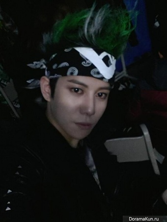 Кён из Block B