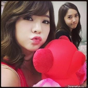 Сани из Girls Generation