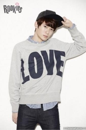 ДжеХён из SM Rookies