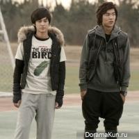 Ли Мин Хо и Ким Бом