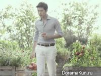 Hyun Bin для Food Freshian