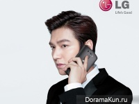 Lee Min Ho для LG G3