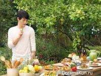 Song Joong Ki для enNature