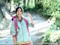 Mirai Moriyama & Fumino Kimura для Suntory