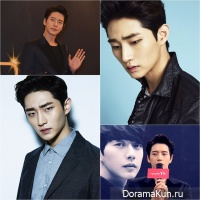 Park Hae Jin & Kang Woo
