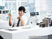 Lee Seung Gi для Berocca