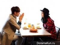 Park Shin Hye и Jang Geun Suk для Lotte Duty Free