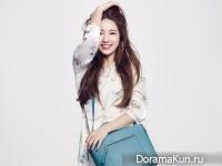 Suzy Miss A для BEANPOLE ACCESSORY