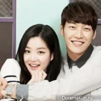 Kim Young Kwang и Lee Yoo Bi