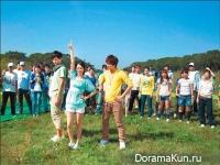 Mike He, Joe Cheng и Chen Qiao En для Kangshifu Tea