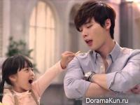 Lee Jong Suk для Nong Shim Shrimp Cracker