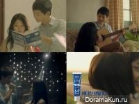 Song Joong Ki и Kim Seul Gi для Median