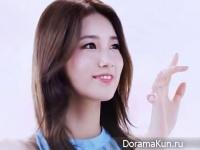 Suzy из Miss A для Clalen Lens